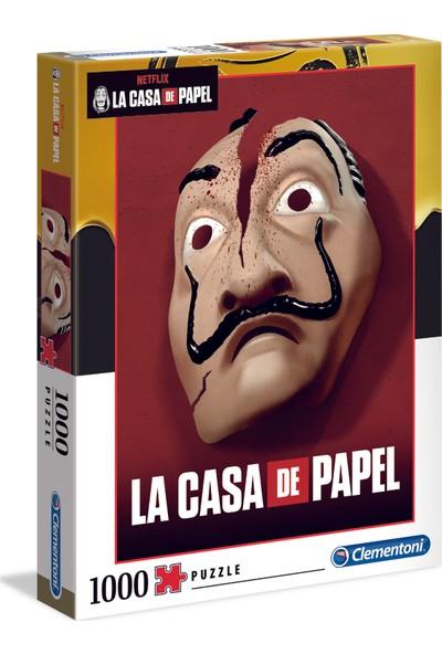 Clementoni - 1000 Parça La Casa De Papel Yetişkin Puzzle - 2