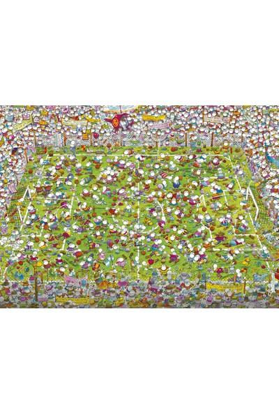 Clementoni - 1000 Parça Mordillo Yetişkin Puzzle - The Match