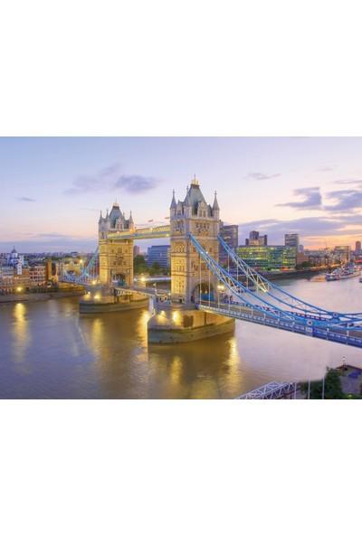 Clementoni - 1000 Parça High Quality Yetişkin Puzzle - Tower Bridge