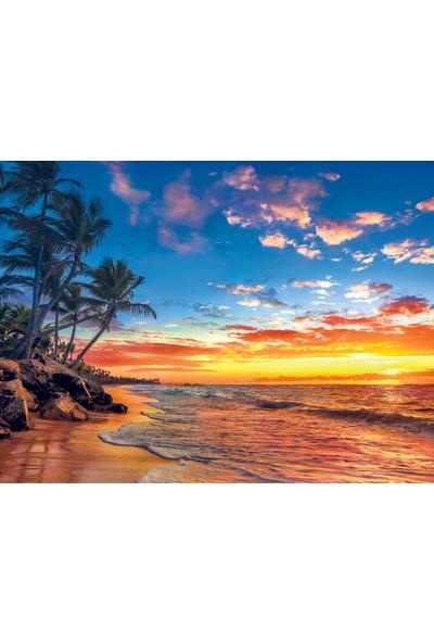 Clementoni - 500 Parça High Quality Yetişkin Puzzle - Paradise Beach
