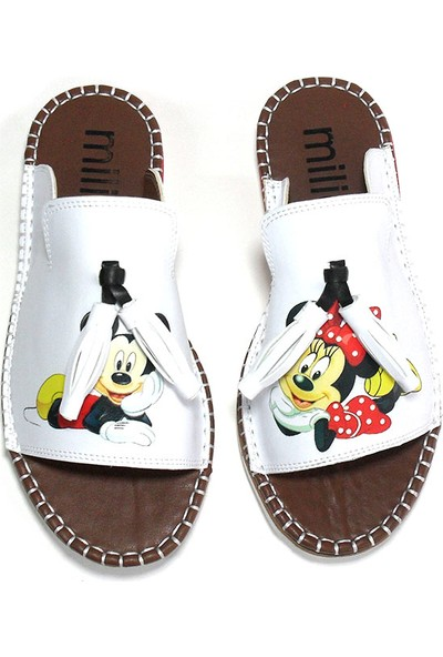 Milioon Minnie Mouse Mickey Mouse Terlik