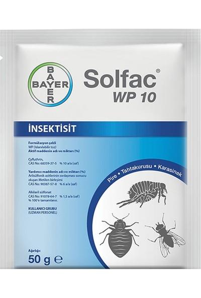 Bayer Solfac Wp 10 Pire Ilacı 50 gr