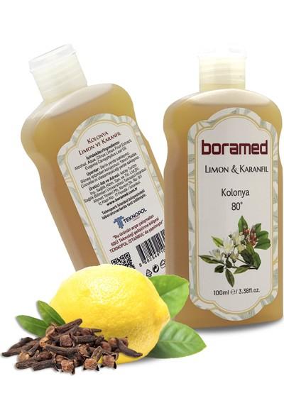Boramed Limon & Karanfil Kolonyası