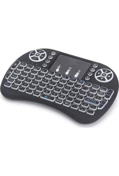 PolyGold PG8035 Siyah Mini Tv-Klavyesi