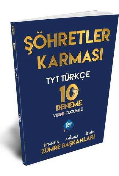 Kr Akademi Şöhretler Karması TYT Türkçe 10 Deneme