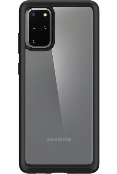 Spigen Samsung Galaxy S20 Plus Kılıf Ultra Hybrid Matte Black - ACS00756