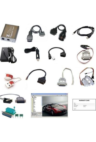 X-Tool Ecu Programlama - Gösterge Kalibrasyon Cihazı