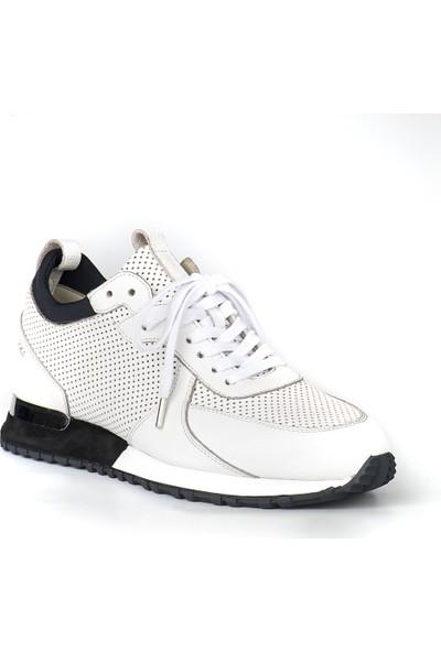 Doka Erkek Sneaker 655705 Beyaz