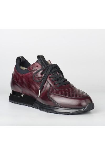 Doka Erkek Sneaker 655705 Bordo