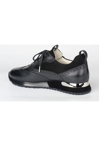 Doka Erkek Sneaker 655707 Siyah