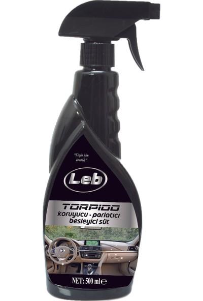 Leb Torpido Koruyucu - Parlatıcı - Besleyici Süt 500 ml