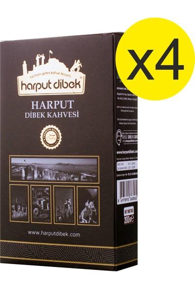 Harput Dibek Kahvesi 200 gr x 4'lü