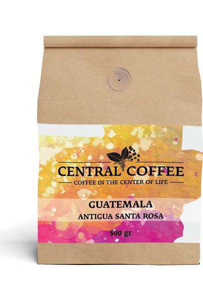 Central Coffee Guatemala Antigua 500 gr Öğütülmüş Filtre