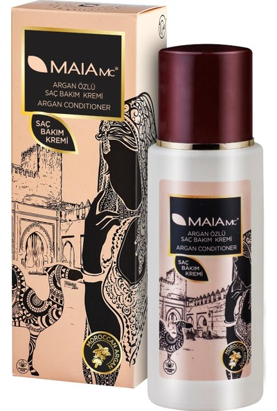 Maia Argan Saç Kremi 250 ml
