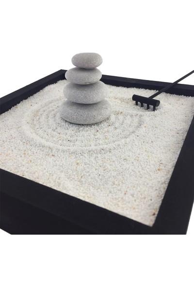 Aden Tasarım Mini Zen Bahçesi Yapım Kiti