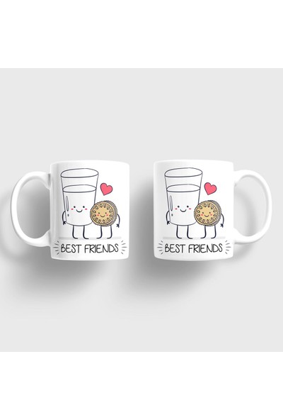 Sevgili Kupaları Best Friends Kupa Takımı