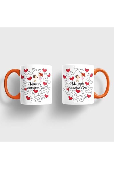Sevgili Kupaları Happy Valentines Day Kupa Takımı