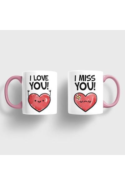 Sevgili Kupaları I Miss You Kupa Takımı