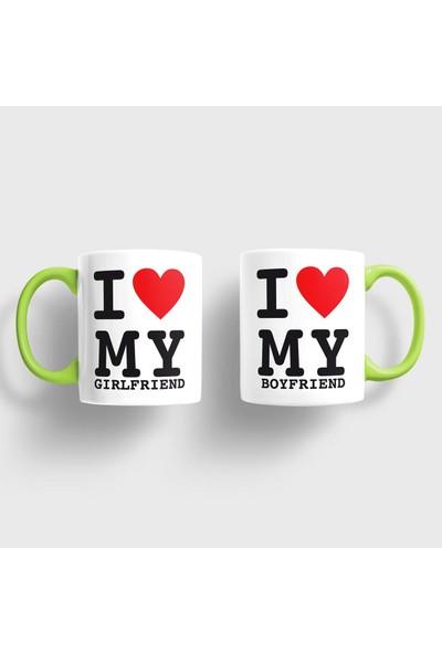 Sevgili Kupaları I My Girlfriend I My Boyfriend Kupa Takımı
