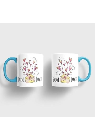 Sevgili Kupaları Send Love Kupa Takımı