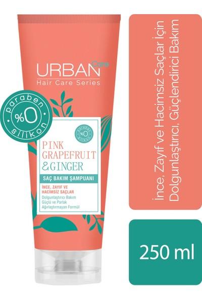 URBAN Care Pink Grapefruit & Ginger Saç Bakım Şampuanı 250 ml