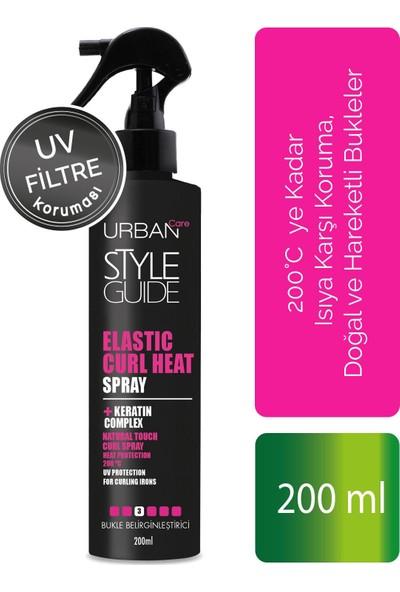 URBAN Care Style Guide Elastic Curl Heat Spray 200 ml