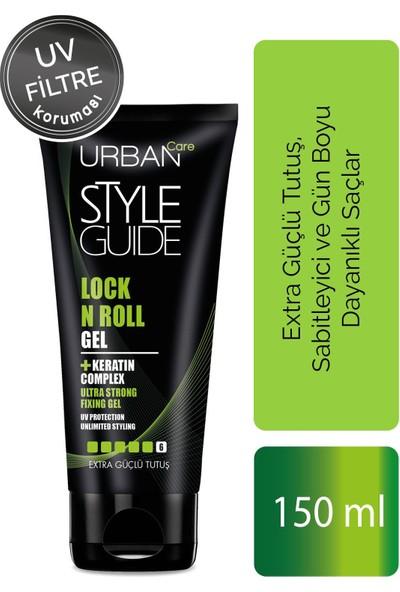 URBAN Care Style Guide Lock N Roll Jöle 150 ml