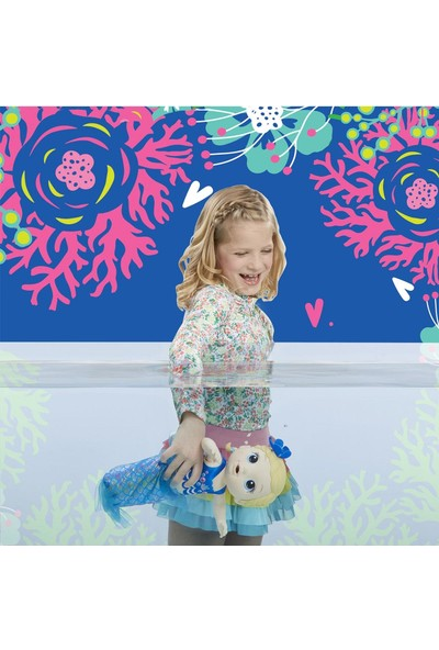 Baby Alive Deniz Kızı Bebeğim - Sarışın