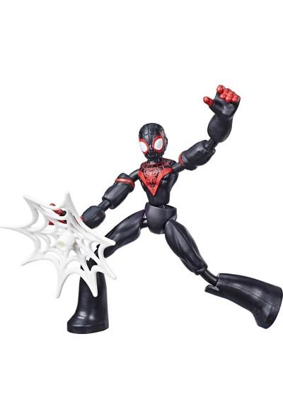 Spider-Man Bend & Flex Miles Morales Figür