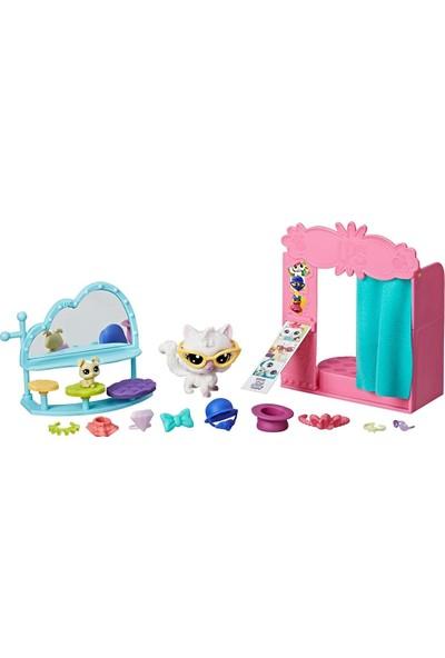 Littlest Pet Shop Miniş Mini Oyun Seti - Fotoğraf Zamanı