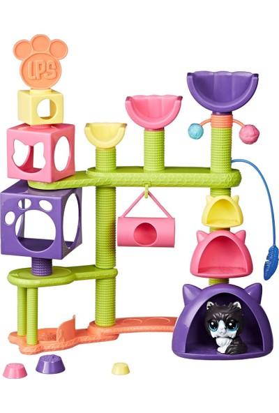 Littlest Pet Shop Kedi Miniş Eğlence Parkı