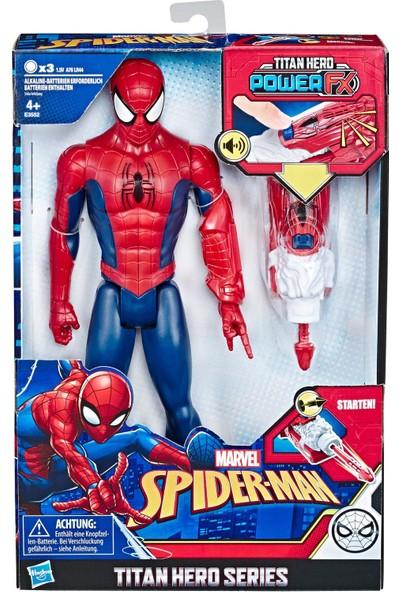 Spider-Man Titan Hero Power FX Spider-Man Figür