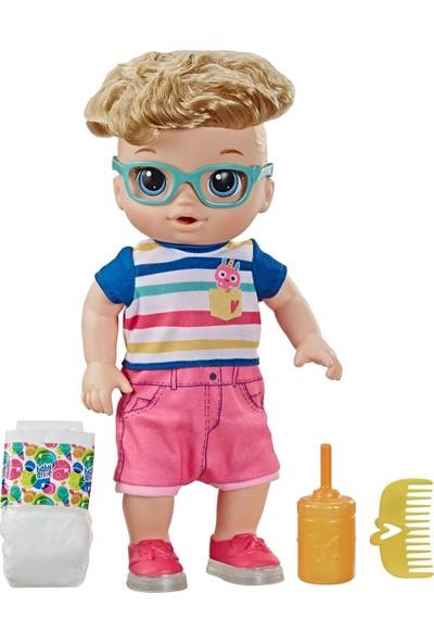 Baby Alive Işıklı Ayakkabılarıyla Neşeli Erkek Bebeğim