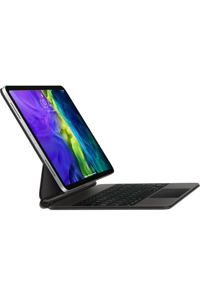 """Apple iPad Pro 11"""" (2.Nesil) Magic KeyboardTürkçe Q Klavye MXQT2TQ/A"""
