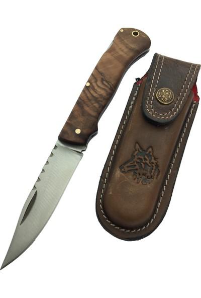 Akın Bıçak El Yapımı Kilitli Çakı BB37