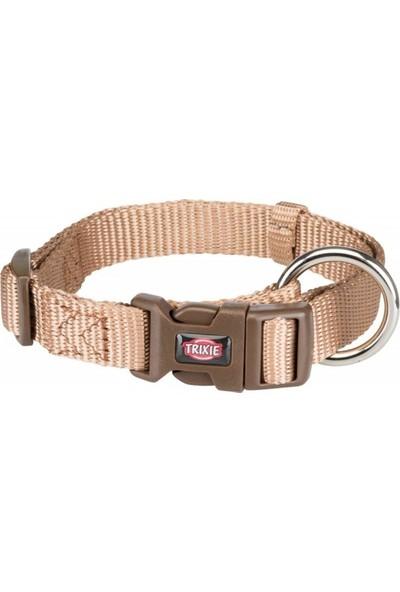 Trixie Köpek Premium Boyun Tasması S-M Karamel