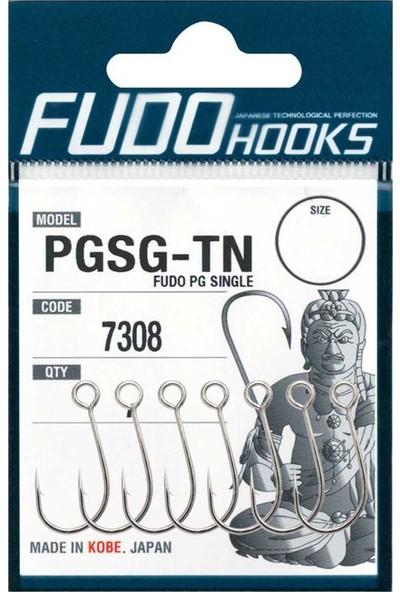 Fudo Pg Single Pgsg-Tn Yeni Nesil Galvaniz Sahte Balık Iğnesi