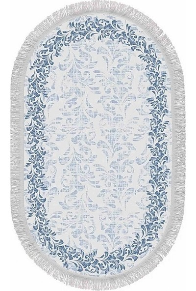 Seroni Home Textile Sempati Elit Ince Saçaklı 50x80 Paspas