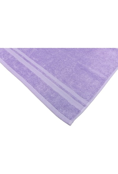Maisonette Msn Solid 3'lü El Havlusu Lavender 45x85 cm