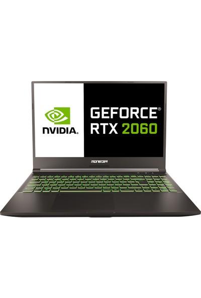 "Monster Tulpar T5 V20.1 Intel Core i7 10750H 16GB 256GB SSD RTX2060 Freedos 15.6"" FHD Taşınabilir Bilgisayar"