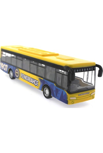 Fenerbahçe Sarı Takım Otobüsü