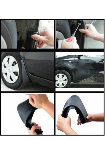 Unikum Chevrolet Trax Ön veya Arkaya Uygun Çamur Önleyici Paçalık 2 Adet
