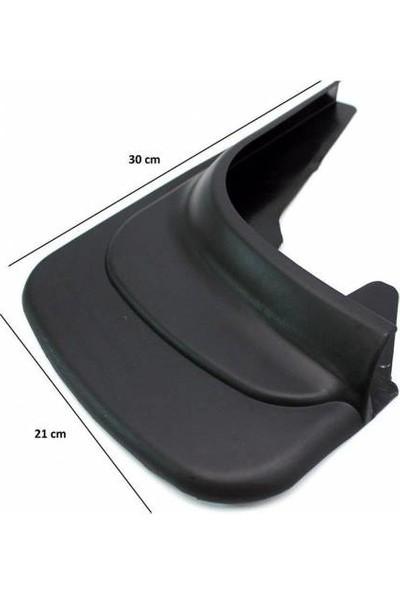 Unikum Mitsubishi Carisma Ön veya Arkaya Uygun Çamur Önleyici Paçalık 2 Adet