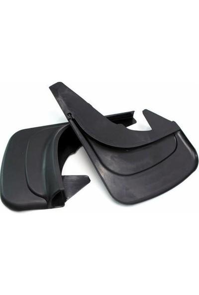Unikum Seat Ateca Ön veya Arkaya Uygun Çamur Önleyici Paçalık 2 Adet
