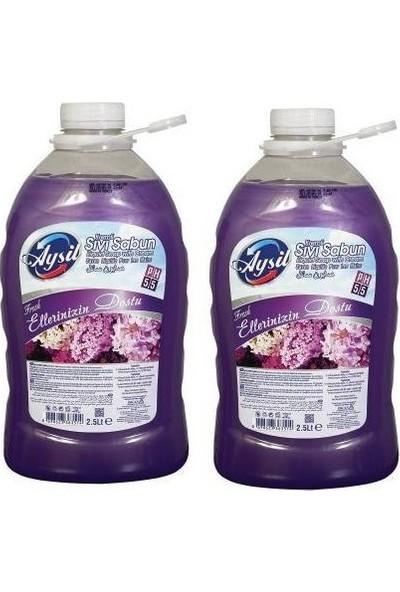 Aysil Fresh Kremli Sıvı Sabun 2,5 lt