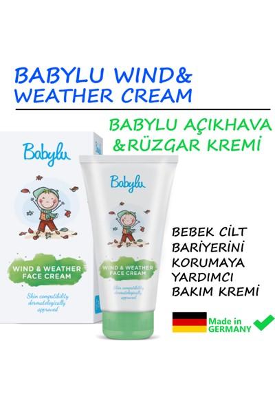Babylu Açık Hava ve Rüzgar Yüz Kremi (75 Ml)