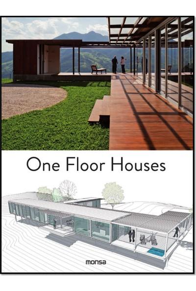 One Floor Houses (Mimarlık; Tek Katlı Evler)