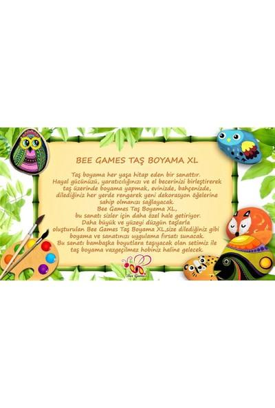 Bee Games Taş Boyama Xl Hobi Uygulama Boyama Seti