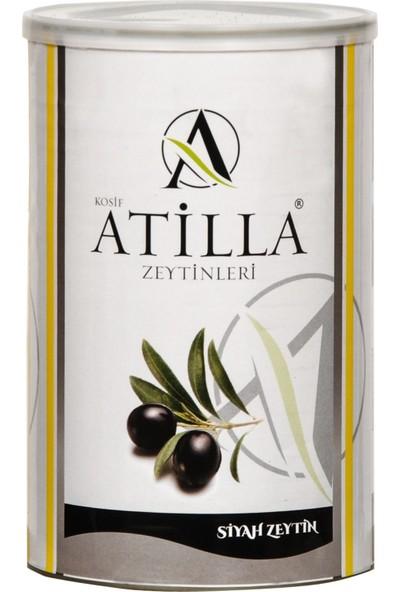 Atilla Zeytinleri 291-320 Kalibre Jumbo Siyah Zeytin 800 gr