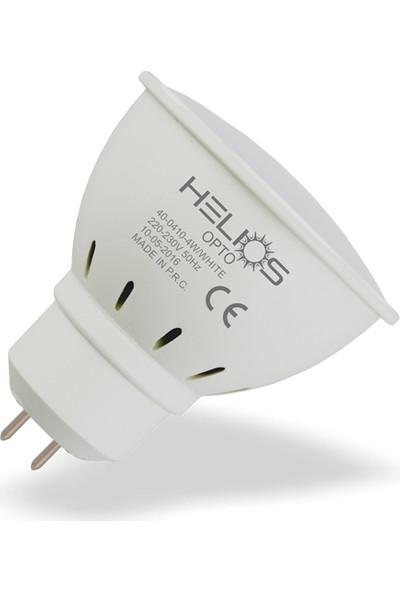 Helios Opto 4/5W LED Ampül Yeşil